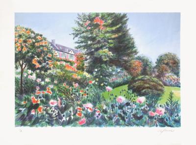 Giverny, la maison de Monet by Rolf Rafflewski