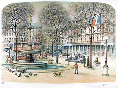 Paris-02 by Rolf Rafflewski