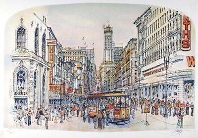 San Francisco by Rolf Rafflewski