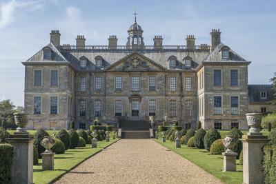 Belton House, Grantham, Lincolnshire, England, United Kingdom