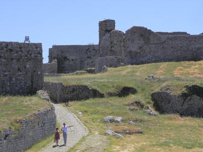 Fort Rozafa, Shkoder, Albania, Europe