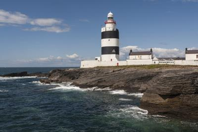 Hook Head Lighthouse, County Wexford, Leinster, Republic of Ireland, Europe by Rolf Richardson