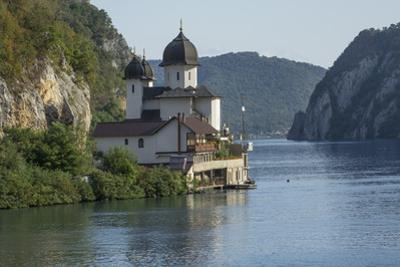 Mraconia Monastery, Danube Gorge, Romania, Europe by Rolf Richardson