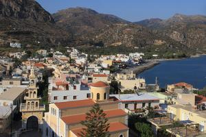 Paleochora, Crete, Greek Islands, Greece, Europe by Rolf Richardson
