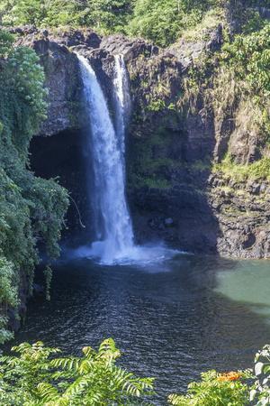 Rainbow Falls, Hilo, Hawaii Island (Big Island), Hawaii, United States of America, Pacific