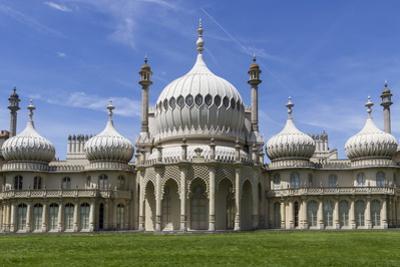 Royal Pavilion, Brighton, Sussex, England, United Kingdom, Europe by Rolf Richardson