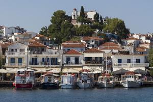Skiathos, Sporades, Greek Islands, Greece, Europe by Rolf Richardson
