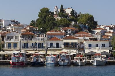 Skiathos, Sporades, Greek Islands, Greece, Europe by Rolf Richardson