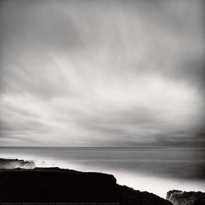Shoreline, Mendocino Coast, CA by Rolfe Horn