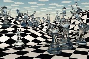 Fantasy Chess by rolffimages