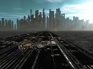 Road To Dead City by rolffimages