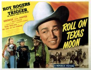 Roll On Texas Moon, Dale Evans, Elisabeth Risdon, Gabby Hayes, Roy Rogers, 1946