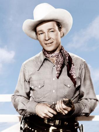 ROLL ON TEXAS MOON, Roy Rogers, 1946