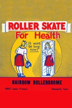 Roller Skate For Health