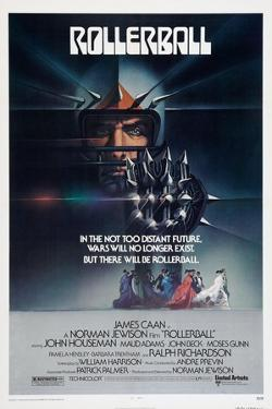 Rollerball, poster, 1975