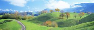 Rolling Landscape, Zug, Switzerland