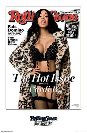 Rolling Stone - Cardi B 17