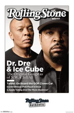 Rolling Stone - Dre & Cube 2015