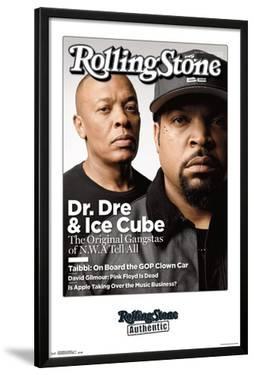 Rolling Stone - Dre & Cube 2015