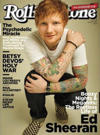 Rolling Stone - Ed Sheeran 17