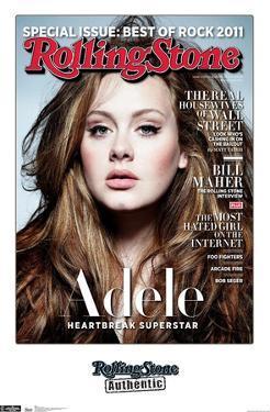 Rolling Stone Magazine - Adele 11