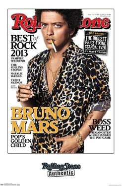 Rolling Stone Magazine - Bruno Mars 13
