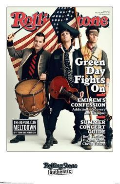 Rolling Stone Magazine - Green Day 09