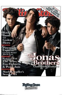 Rolling Stone Magazine - Jonas Brothers