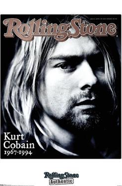 Rolling Stone Magazine - Kurt Cobain