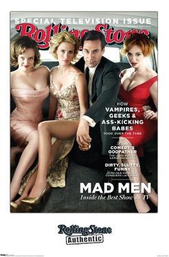 Rolling Stone Magazine - Mad Men 10