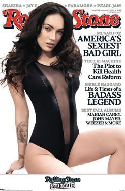 Rolling Stone Magazine - Megan Fox 09