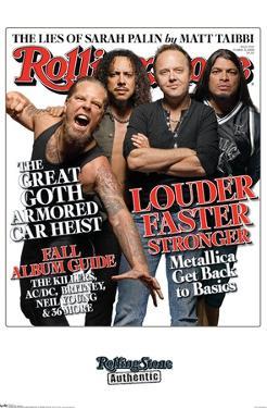 Rolling Stone Magazine - Metallica