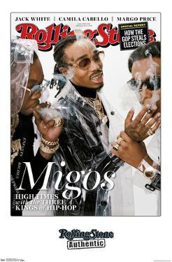 Rolling Stone Magazine - Migos 18