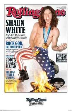 Rolling Stone Magazine - Shaun White 10
