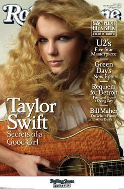 Rolling Stone Magazine - Taylor Swift