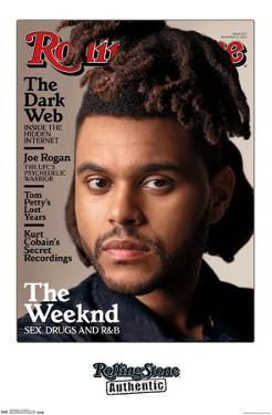 Rolling Stone Magazine - The Weeknd 15