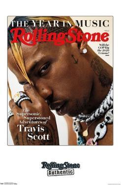 Rolling Stone Magazine - Travis Scott 19