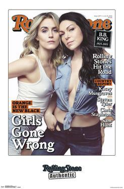 Rolling Stone - Orange is the New Black '15
