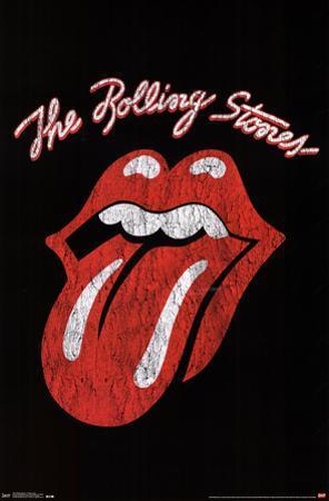 Rolling Stones - Classic Logo