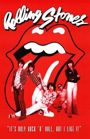 Rolling Stones It's Only Rock n Roll