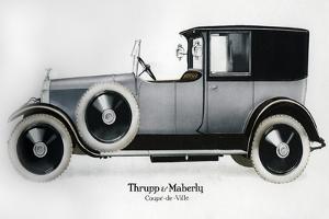 Rolls-Royce Coupe De Ville, C1910-1929