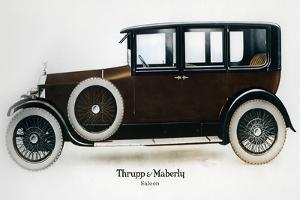 Rolls-Royce Saloon, C1910-1929