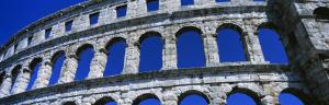Roman Amphitheater, Pula, Croatia