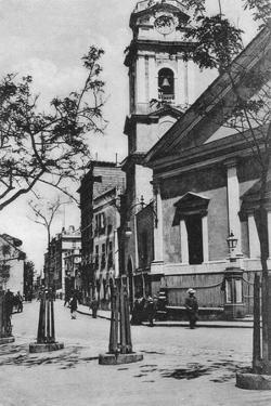 Roman Catholic Church, Gibraltar, 20th Century