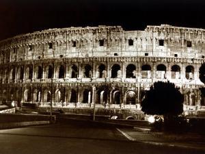 Roman Coliseum, June 1962
