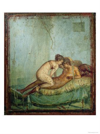 Erotic Scene, House of the Centurion