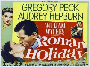Roman Holiday, 1953