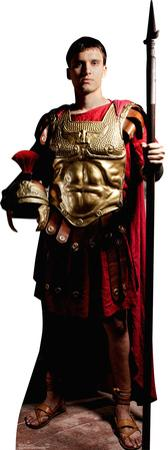 Roman Soldier Lifesize Standup