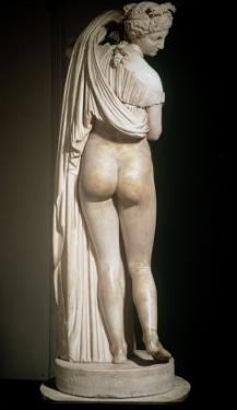 The Callipige Aphrodite, Copy of a 2nd Century BC Greek Original by Roman