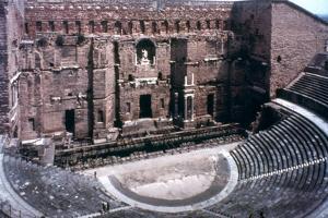 Roman Theatre at Orange, France